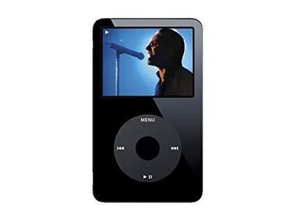 iPod video parts