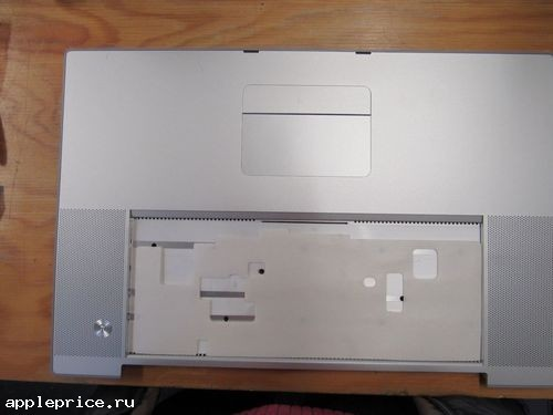 Powerbook g4 17 корпус