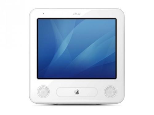 на запчасти eMac g4