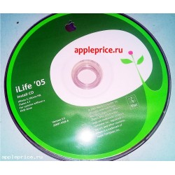 Apple iLife'05 установка CD  original