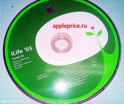 Apple iLife'05 установка CD  original