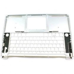 661-5871 Apple Top Cover US Keyboard Silver A1278