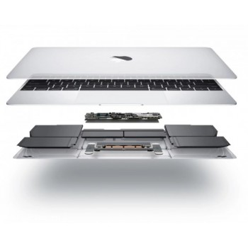 appleprice Дисплей в сборе для Apple MacBook Pro 13 Retina A1706/A1708 Space Gray
