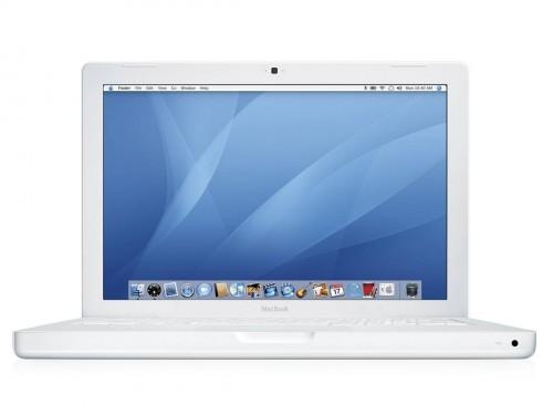 по запчастям Macbook white