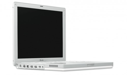 "iBook G3 12"" Repair  Model M6497   A1005"