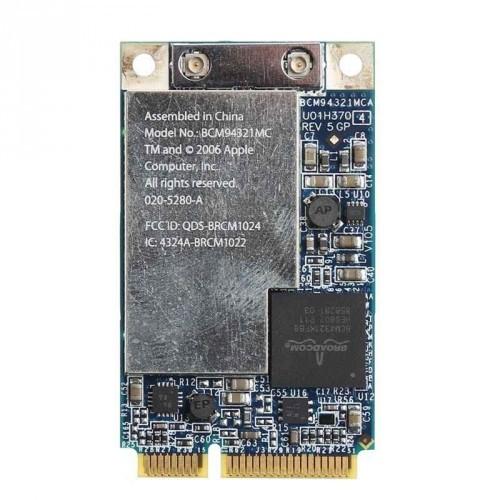 установка Модуль WiFi для Macbook Pro 15 A1226 , AirPort Extreme Card 802.11N , 020-5280-A , 2007