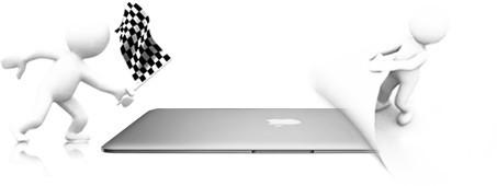 Ремонт MacBook Air  любой сложности