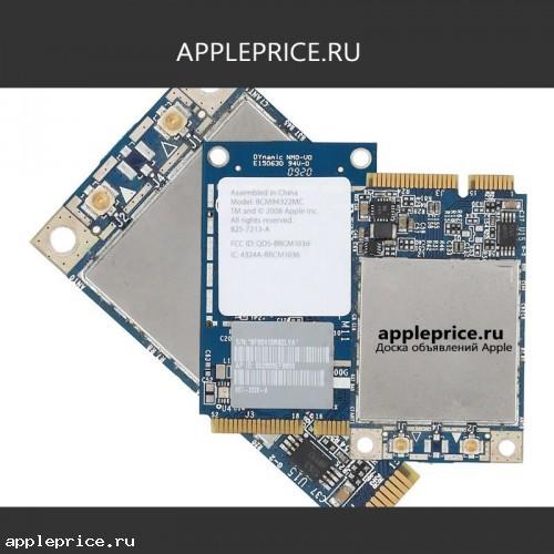 Замена BCM94322MC wifi карт