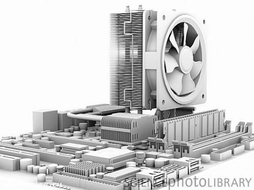 Разборка-сборка компьютера полная (включает чистку, замену термопасты) Aluminum Unibody Mac mini