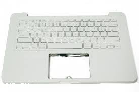 Topcase macbook white