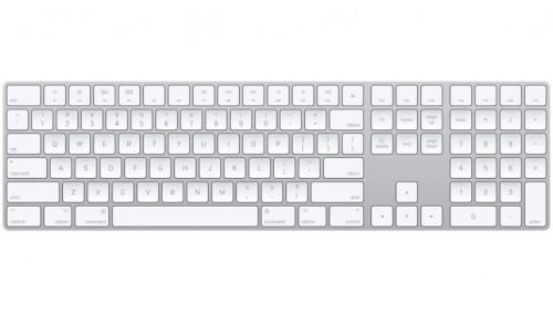 клавиатура аппле с юсб хабом алюм